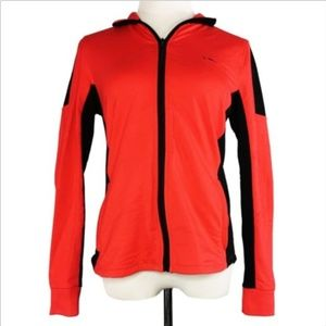 Ralph Lauren Active Full Zip Up Track Jacket Red M